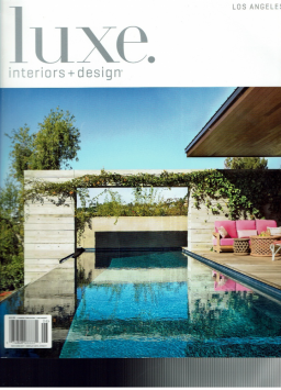 Luxe Interiors Design May June 2017